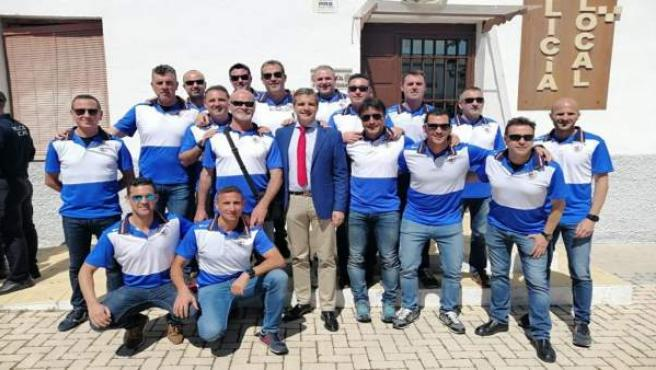 Granada.- 26M.- El PP se compromete a recueprar el Campeonato Nacional de Policí