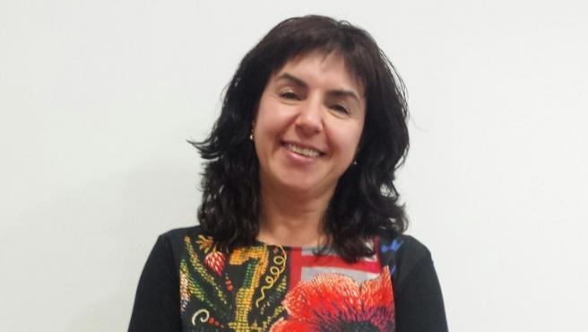 Isabel Serrano Herrera.