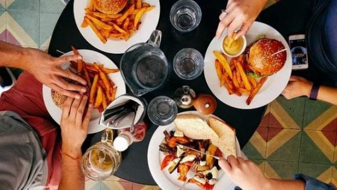diabetes reino unido comida india