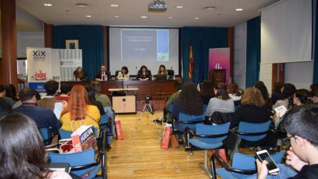 Huelva.- La UHU reúne a 50 jóvenes investigadores de la lengua española de vario
