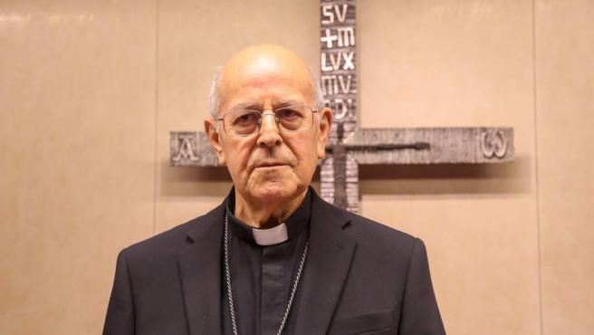 José María Gil Tamayo, presidente de la Conferencia Episcopal Española.