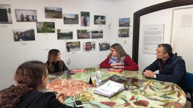"""28A.- Jiménez-Becerril aboga por educación y empleo para """"la inclusión social en las Tres Mil Viviendas"""""""