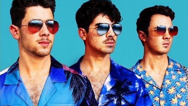 La portada de 'Cool', el nuevo sencillo de los Jonas Brothers.