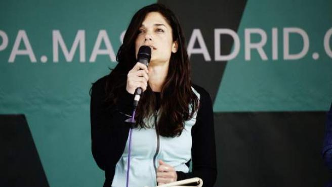 Clara Serra es la número dos de la lista de Íñigo Errejón.