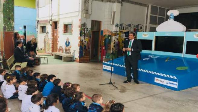 La concienciación sobre la escasez del agua y el 'ingenio' de Canarias en su ges