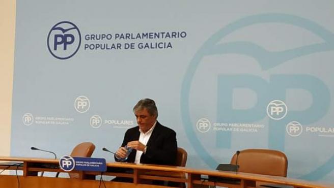 Pedro Puy asegura que la Xunta ya había pedido la transferencia de la AP-9 al an