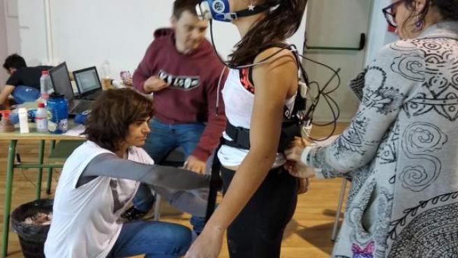 Cádiz.- Investigadores de la UCA estudian los aspectos fisiológicos y psicológic