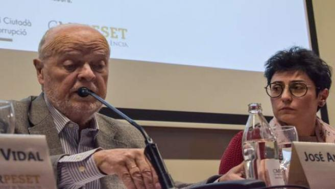 El exfiscal Martín Pallín: 'Lo más eficaz contra la corrupción son los instrumen