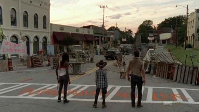 Amazon Prime se llena de zombies en abril con el estreno de 'The Walking Dead'