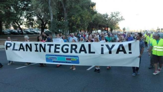 Sevilla.- IU pide reactivar los planes integrales de las zonas desfavorecidas y una 'autoridad única' en el Polígono Sur