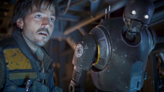 La serie precuela de 'Rogue One' llegará en 2021 (y con Alan Tudyk como tu robot favorito)