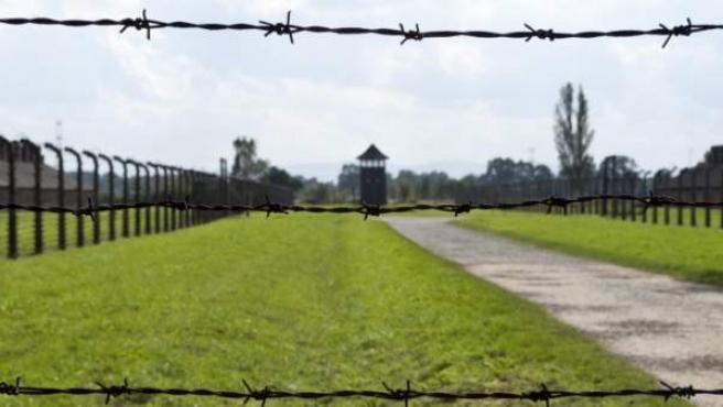 El campo de concentración de Auschwitz, en una imagen de archivo.