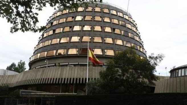 La sede del Tribunal Constitucional.