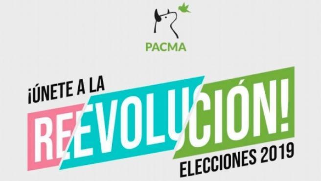 Programa electoral del Pacma.