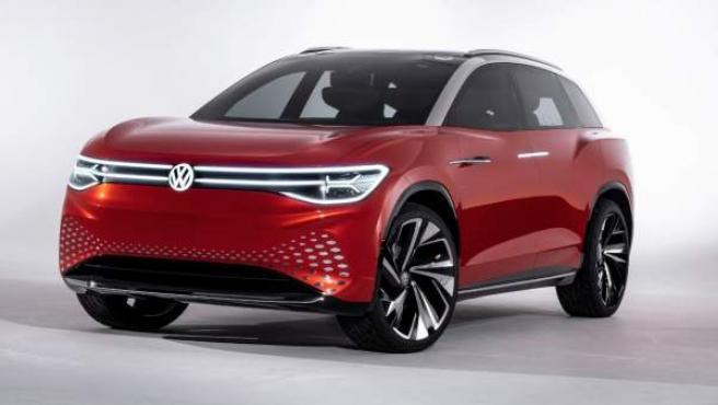 Prototipo del nuevo SUV eléctrico de Volkswagen ID. ROOMZZ.