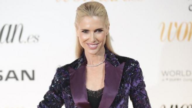 La modelo Judit Mascó, en un evento en 2018.