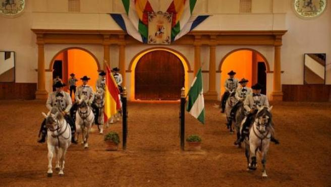 Turismo Consejo La Real Escuela Andaluza Del Arte Ecuestre De Jerez Programa 106 Exhibiciones Para 2019