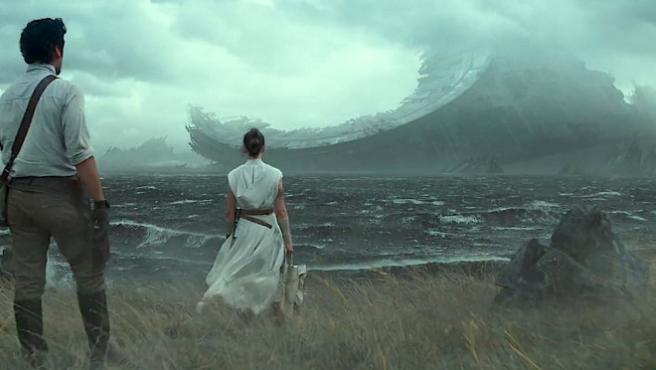 El nuevo teaser de 'Star Wars' bate récords: 23 millones de visualizaciones en tres días