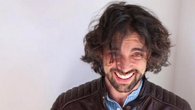 El actor Christian Escudero, protagonista de '33 El Musical'.