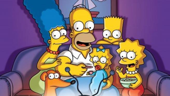 Neox celebra El Día Mundial de 'Los Simpson'.