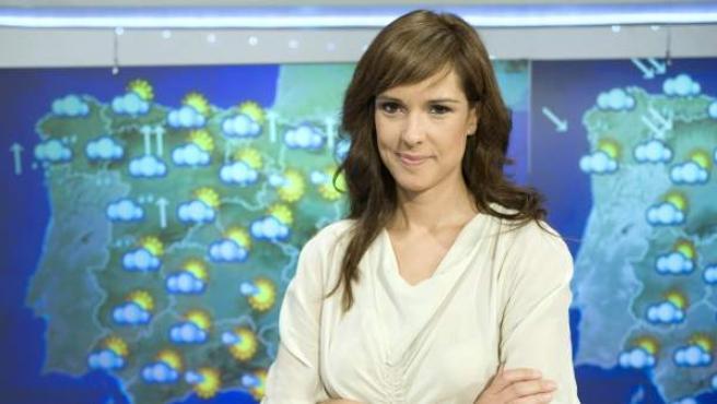 La melena que Mónica López acostumbraba a lucir hace unas temporadas.
