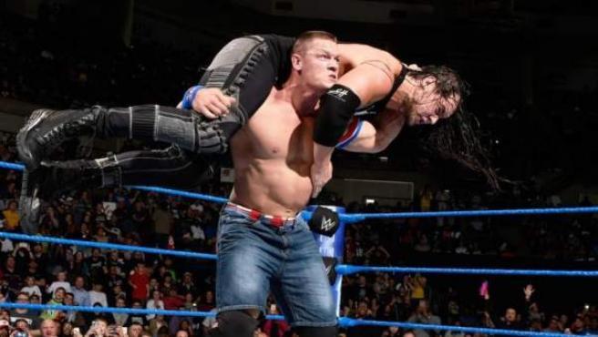 La estrella de la WWE John Cena