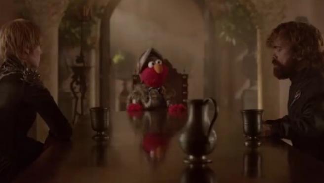 El personaje de 'Barrio Sésamo' hace un cameo en 'Juego de tronos' para explicar la importancia del respeto.