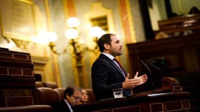 28A.- Rodrigo Gómez, cabeza de lista de Cs al Congreso por la provincia de Zaragoza