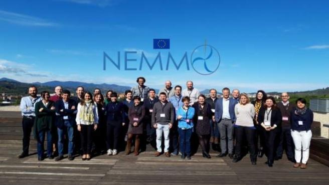 ITAINNOVA participa en el proyecto europeo NEMMO para mejorar la eficiencia de la energía obtenida de las mareas