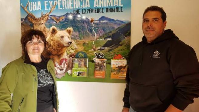 'Una Experiencia Animal' Une A La Cueva De Las Güixas De Villanúa, La Ciudadela De Jaca Y El Parc D'ours De Borce