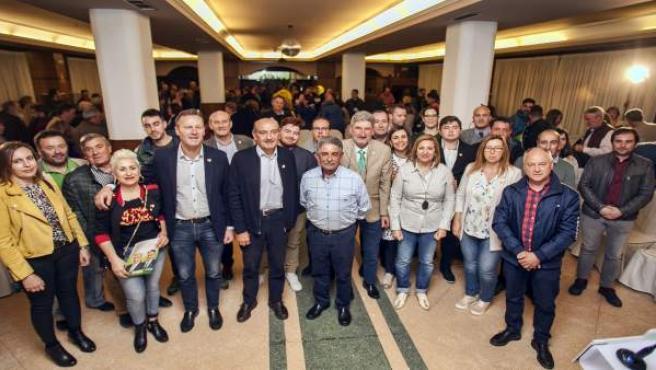 28A.- Mazón Pide A Los Jóvenes Y A Los Cántabros Que Votaron Otros Partidos Que 'Se Lo Piensen'