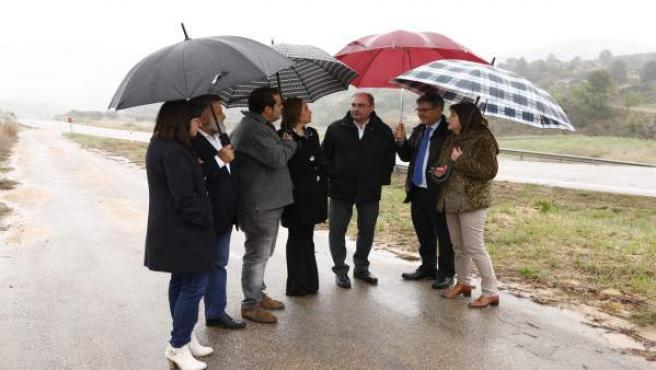 28A.- Lambán Sostiene Que El Gobierno Socialista Ha Vuelto A Impulsar La Inversión De Infraestructuras En Aragón