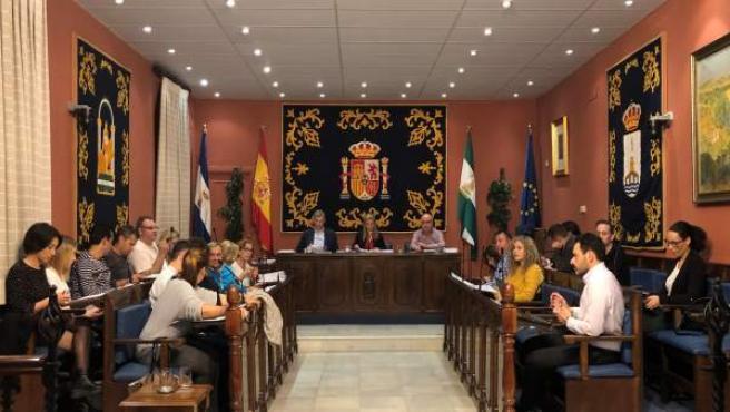 Sevilla.- IU/AA critica el 'viraje a la derecha más rancia' y la falta de 'escrúpulos' de su exportavoz sumado a Cs