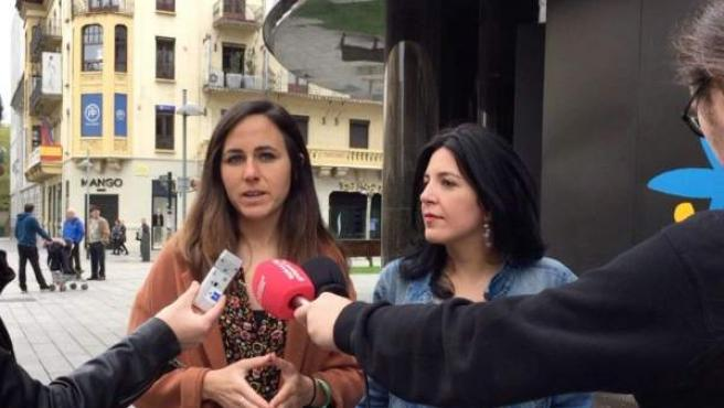 28A.- Belarra Propone Un Impuesto De 'Solidaridad' A La Banca