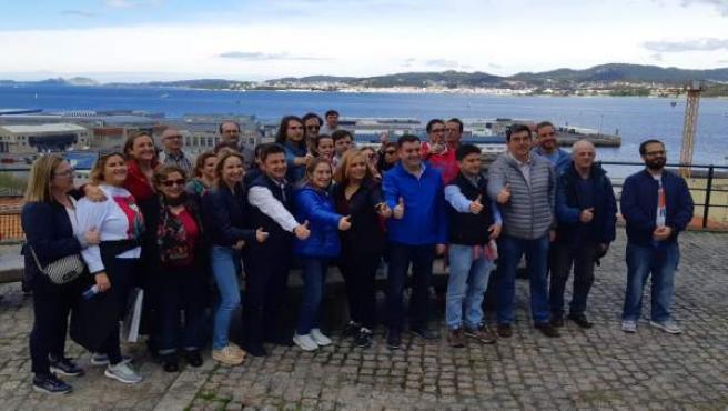 28A.- Ana Pastor Compara El Camino De Santiago Con Los Gobiernos Del PP Como 'Valor Seguro' Para El Turismo