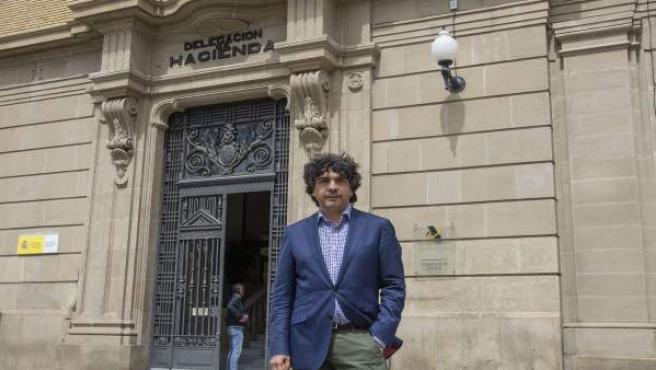 28A.- Garcés (PP) Propone Bajar Todos Los Tramos Del IRPF Y El Impuesto De Sociedades Del 25 Al 20%