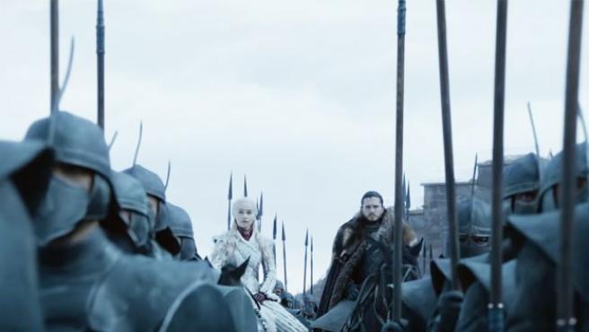 Todos los easter eggs de Winterfell