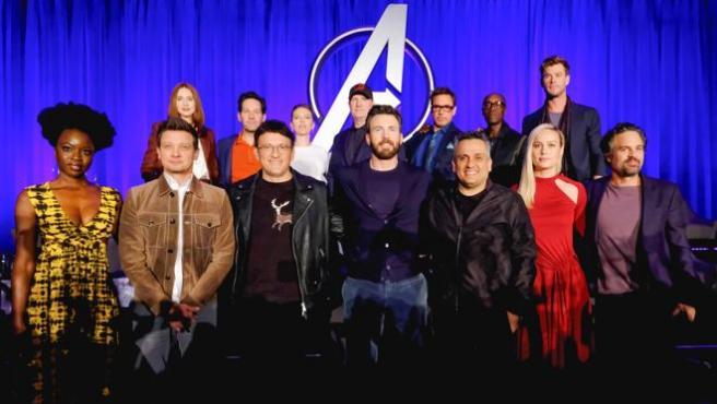 ¿Qué actor es el único que ha leído el guion completo de 'Vengadores: Endgame'?