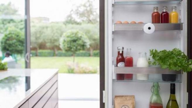 Frigorífico, el electrodoméstico que más consume del hogar.
