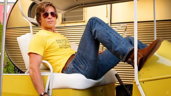 """Tarantino: """"El personaje de Brad Pitt puede matarte con una cuchara"""""""