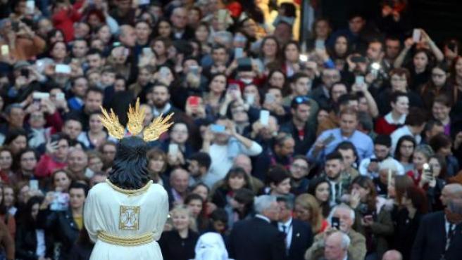 Cautivo Semana Santa Málaga