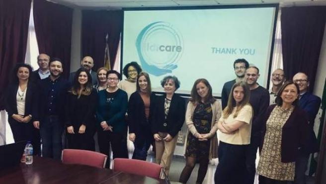 Málaga.- La UMA colabora en un proyecto europeo para combatir el envejecimiento con cuidadores profesionales