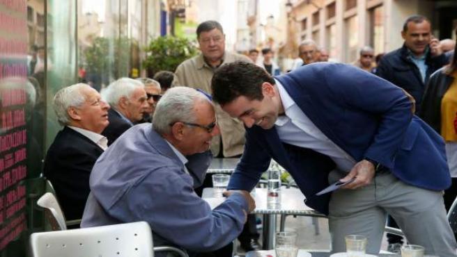 28A.- García Egea Defiende Que Murcia Merece Tener Peso En Madrid Y El PP De Casado Se Lo Va A Dar