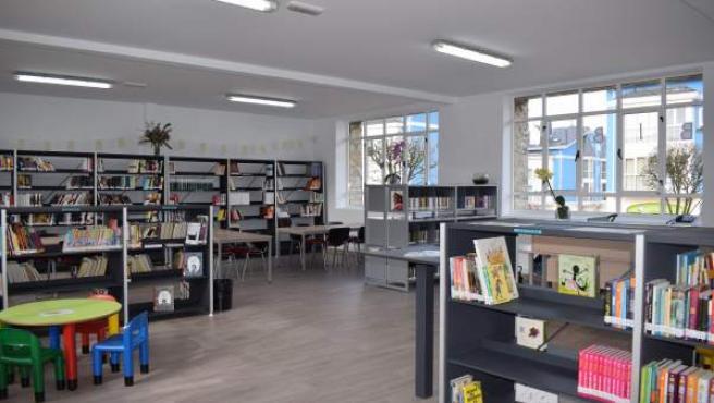 Piélagos.- La biblioteca Francisco Llata de Liencres ofrece 36 novedades desde este mes