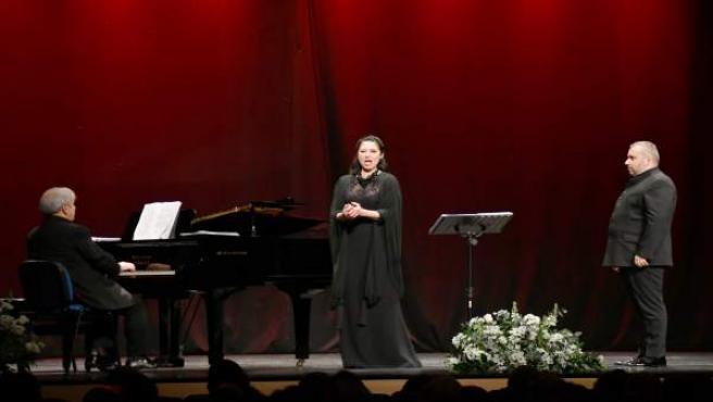 Riojafórum acogerá el día 28 un Gran Concierto homenaje a Montserrat Caballé, que contará con la actuación de su hija