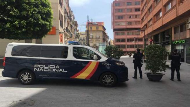 Valencia.- Sucesos.- Detenido el representante de una empresa por apropiarse de dos camiones tractores de 'renting'