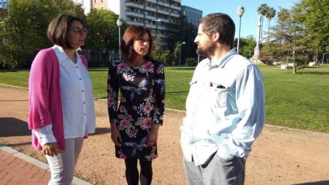 Córdoba.- Unidas Podemos aboga por apoyar a pequeños empresarios y 'proteger sus negocios'