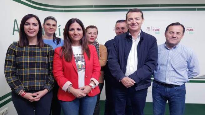 Almería.- 28A.- El PSOE propone un pacto para 'blindar' la educación y defiende 'un sistema universal e igualitario'