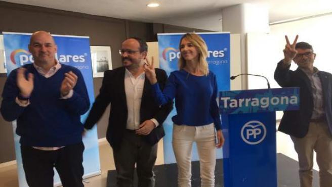 28A.- Álvarez De Toledo: 'Nunca Ha Habido Un Presidente Más Anticatalán Que Pedro Sánchez'
