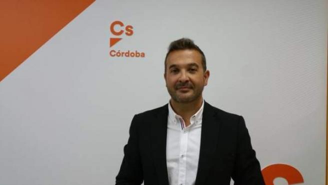 El diputado nacional de Ciudadanos (Cs) por Córdoba, Marcial Gómez Balsera